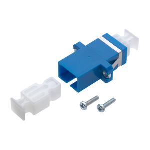 R&M, Adapter SC PC, blue, ceramic SM, B, screwable R503768