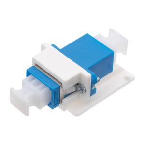 R&M, Universal Adapter SC PC, blue, ceramic SM, C R318736