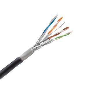 KELine, instalační kabel venkovní Cat.6A STP PE 550MHz  500m/cívka KE550S23OUT