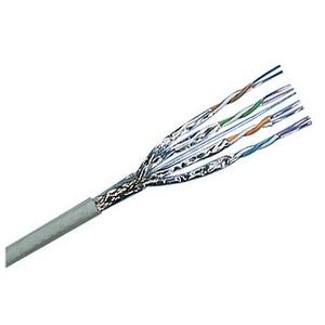 R&M,  Real10 S/FTP kabel Cat.7A LSFROH 1200MHz, cívka 500m R306257