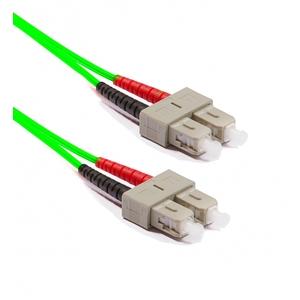 KELine, patch kabel  SC - SC  Duplex 50/125 OM5