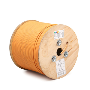 KELine, instalační kabel Cat.7 S/FTP LSOH 1000MHz Euroclass B2ca - s1, d1, a1  500m/cívka